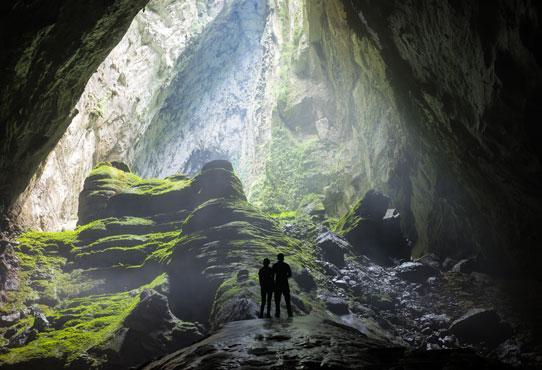 Son Doong Cave, Vietnam