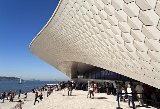 Museum of Art, Archite